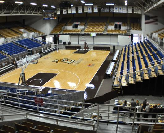 Lehigh Athletics - Stabler Arena Basketball 01