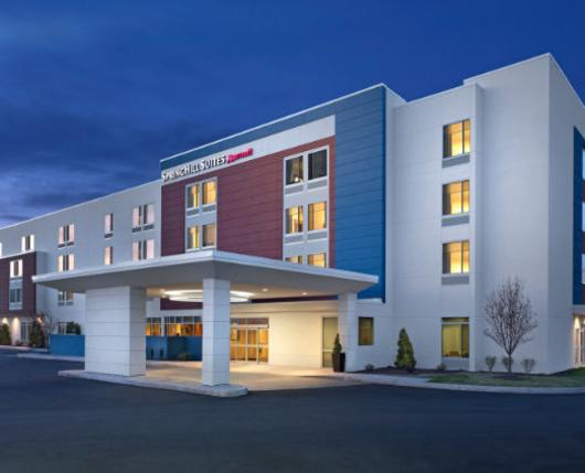 SpringHill Suites by Marriott opening Fall 2017
