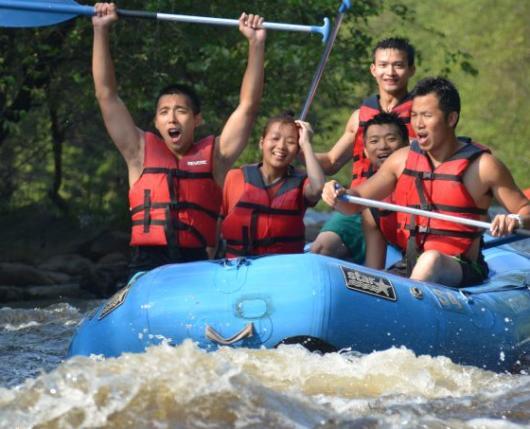 fun river 16