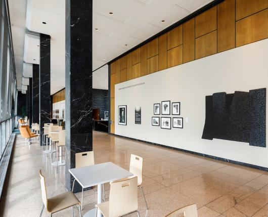 Lehigh University Iacocca Conference Center - Siegel Gallery