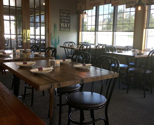 Sunset Grille Dining Room