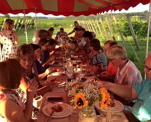 Weathered Vineyards - wine event