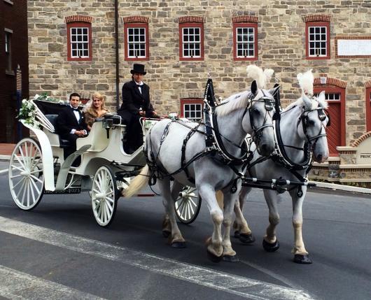Downtown Bethlehem Team Wedding