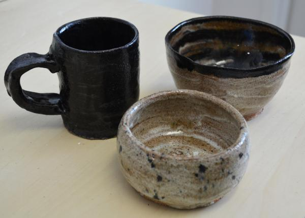 Kimball Art Center Pottery