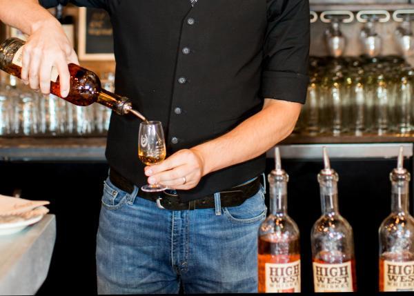 High West Whiskey Tasting - Blog image