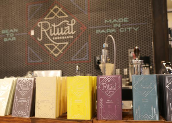 Ritual Chocolate's Coffee Bar at Whole Foods