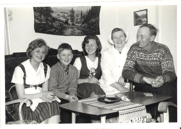 Vertskap ved Haugly Gjesteheim