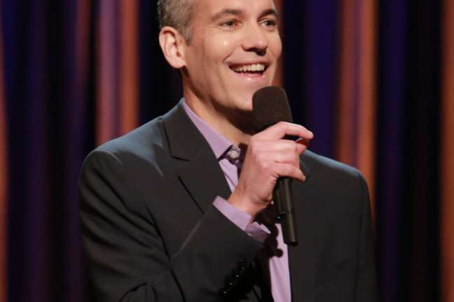 Moody McCarthy, Stand-Up Comic