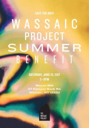 Wassaic Project Summer Benefit
