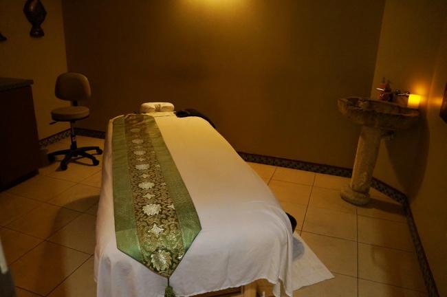 daireds massage room