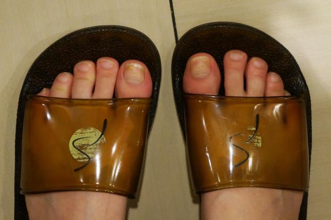 nikkis feet
