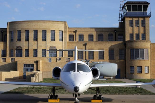 Kansas Aviation Museum - Plane