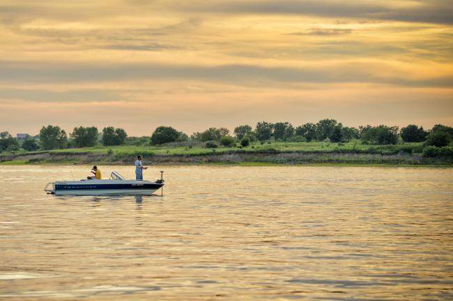 Milford_lake_Fishing