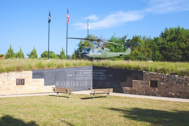 LZ Peace Memorial
