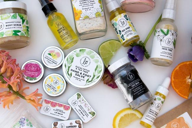 Lo & Behold products available at farmers market