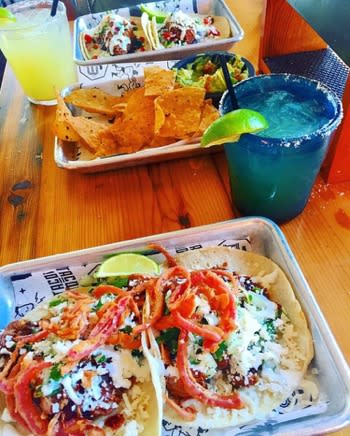 Taco Betty's tacos