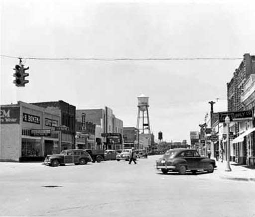 Tucumcari 1945