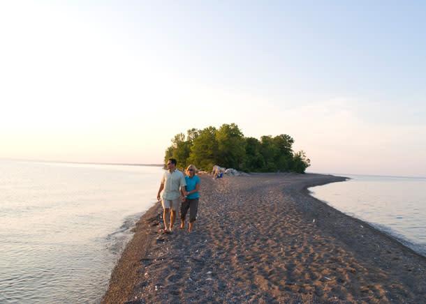 Blog - Pelee Island Getaway