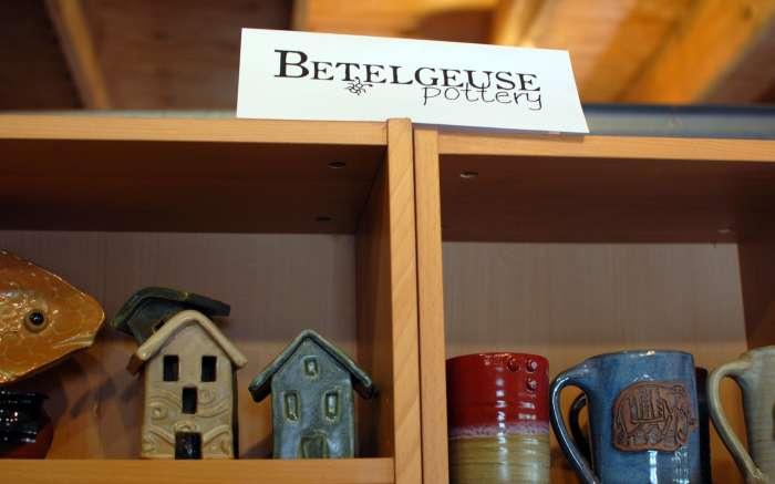 Betelgeuse Pottery