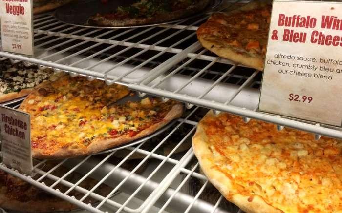 Atlas Brick Oven Pizzeria