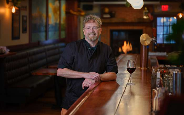 Dan Eaton - Executive Chef
