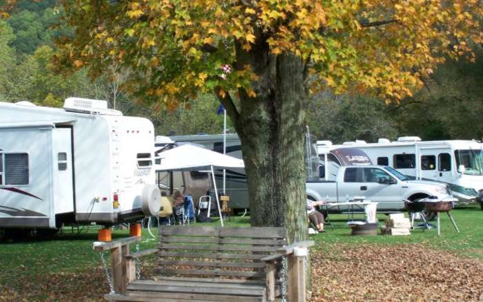 Babcock Hollow Campground