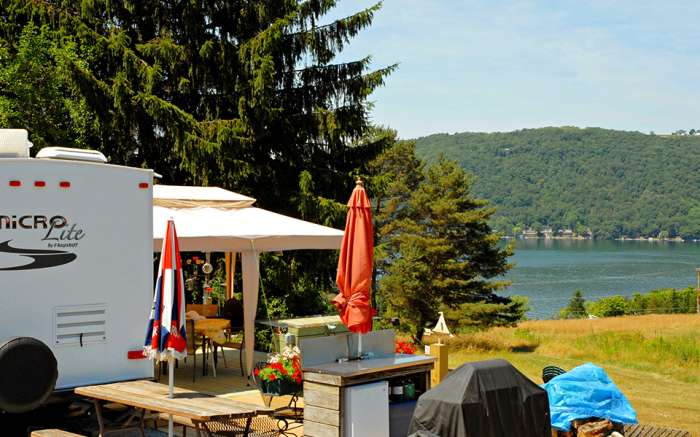 Lakeview Campsites