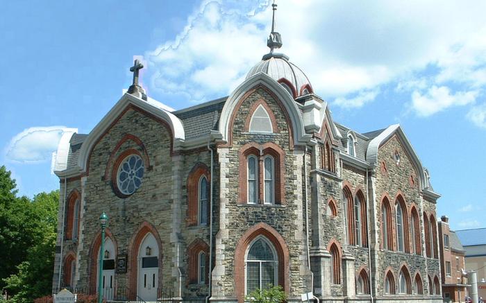 Park Church Elmira