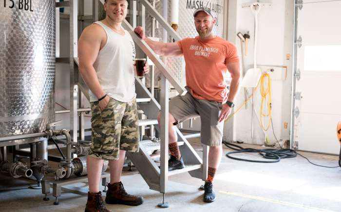 Iron Flamingo Brewers