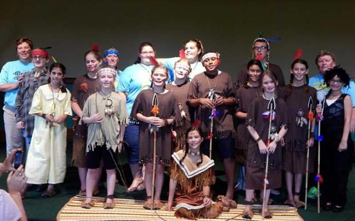 Nicholson-Rosenberger Project Talent Theatre Workshops