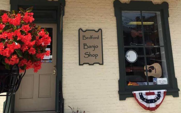 Bedford Banjo Shop