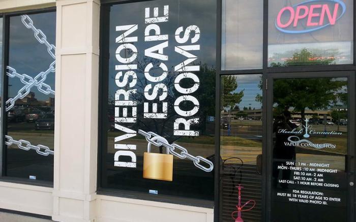 Diversion Escape Rooms