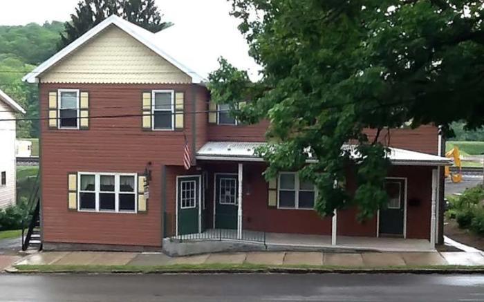 The Hostel on Main, Main Street in Rockwood