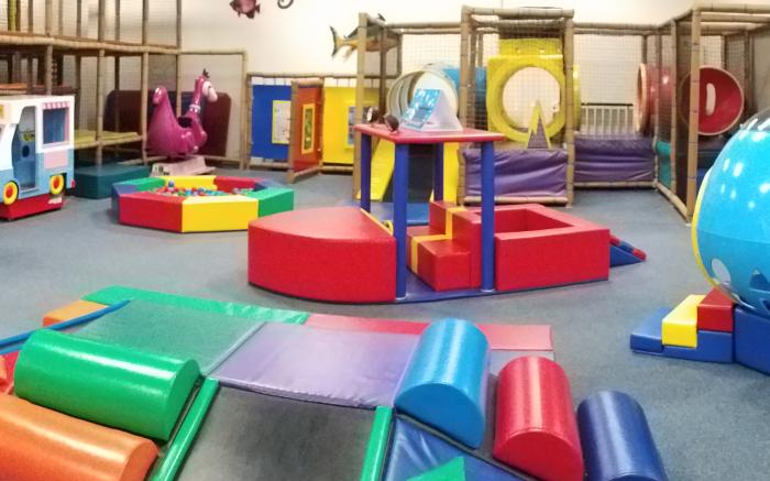Toddler area