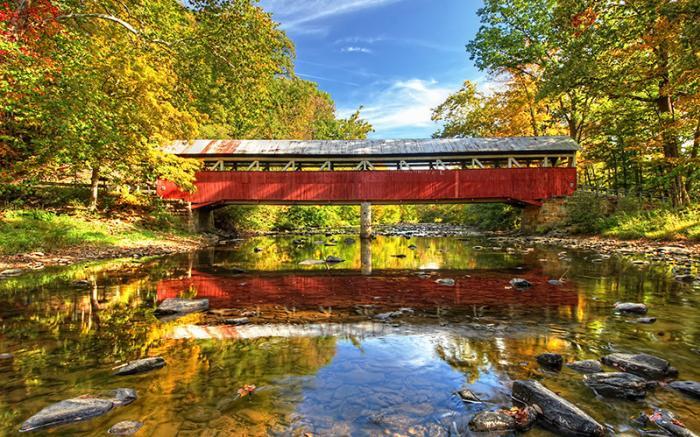 Lower Humbert Bridge