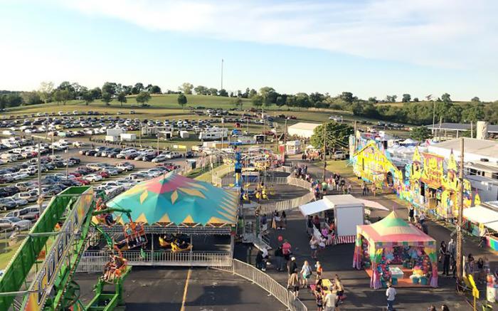 Westmoreland Agricultural Fair