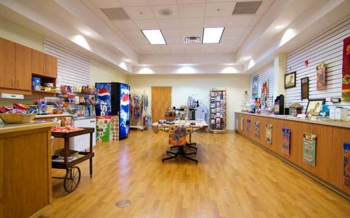 Bethlen Home Gift Shop