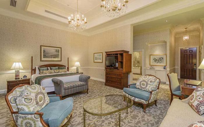 Chateau Junior Suite King