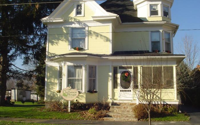 Confluence House B&B and Catering Services