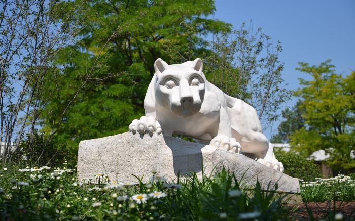 Penn State Fayette Lion