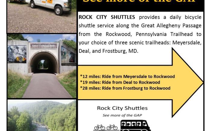 Rock City Shuttles