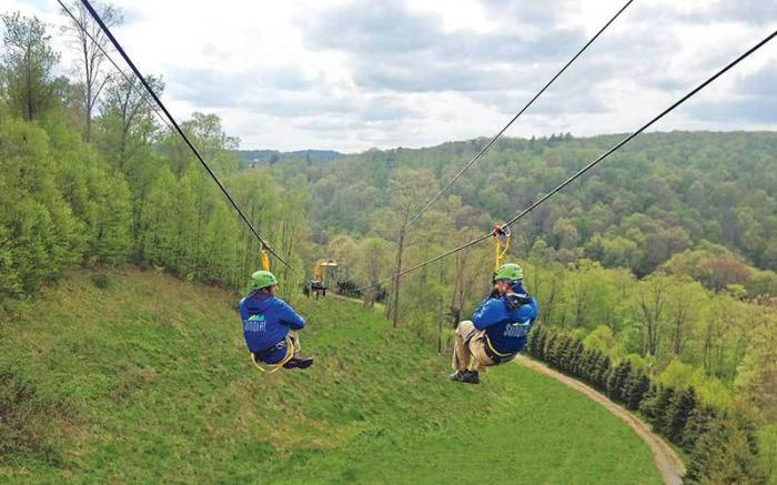 Adventure Center at Nemacolin Woodlands Resort