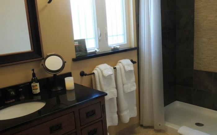 Mountain Room Bathroom