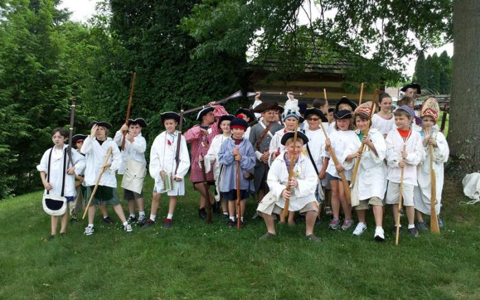 Fort Ligonier Summer Camp