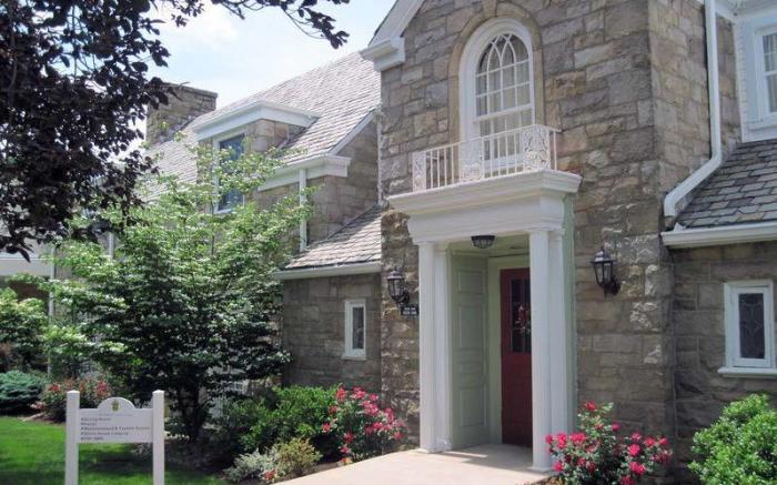 Bishop Connare Center Historic Entry