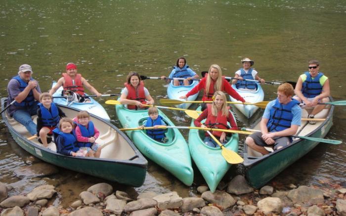 Hazelbaker's Canoe & Kayak Rental 2