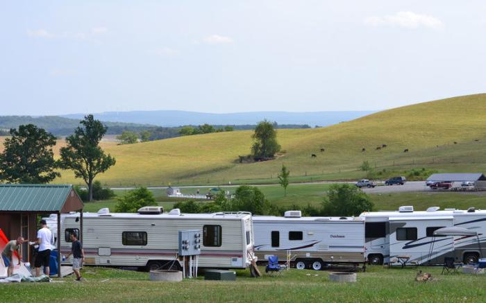 Hickory Hollow Campground 2