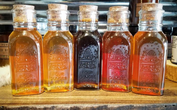 Local Honey and Other Goods