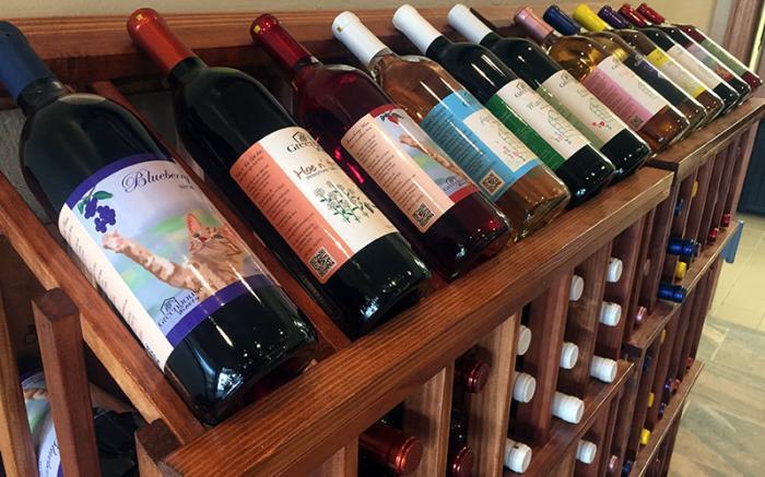 Greenhouse Winery