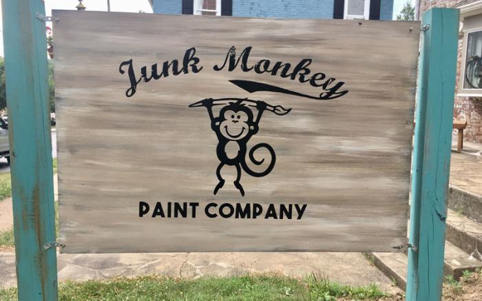 Junk Monkey Paint Company